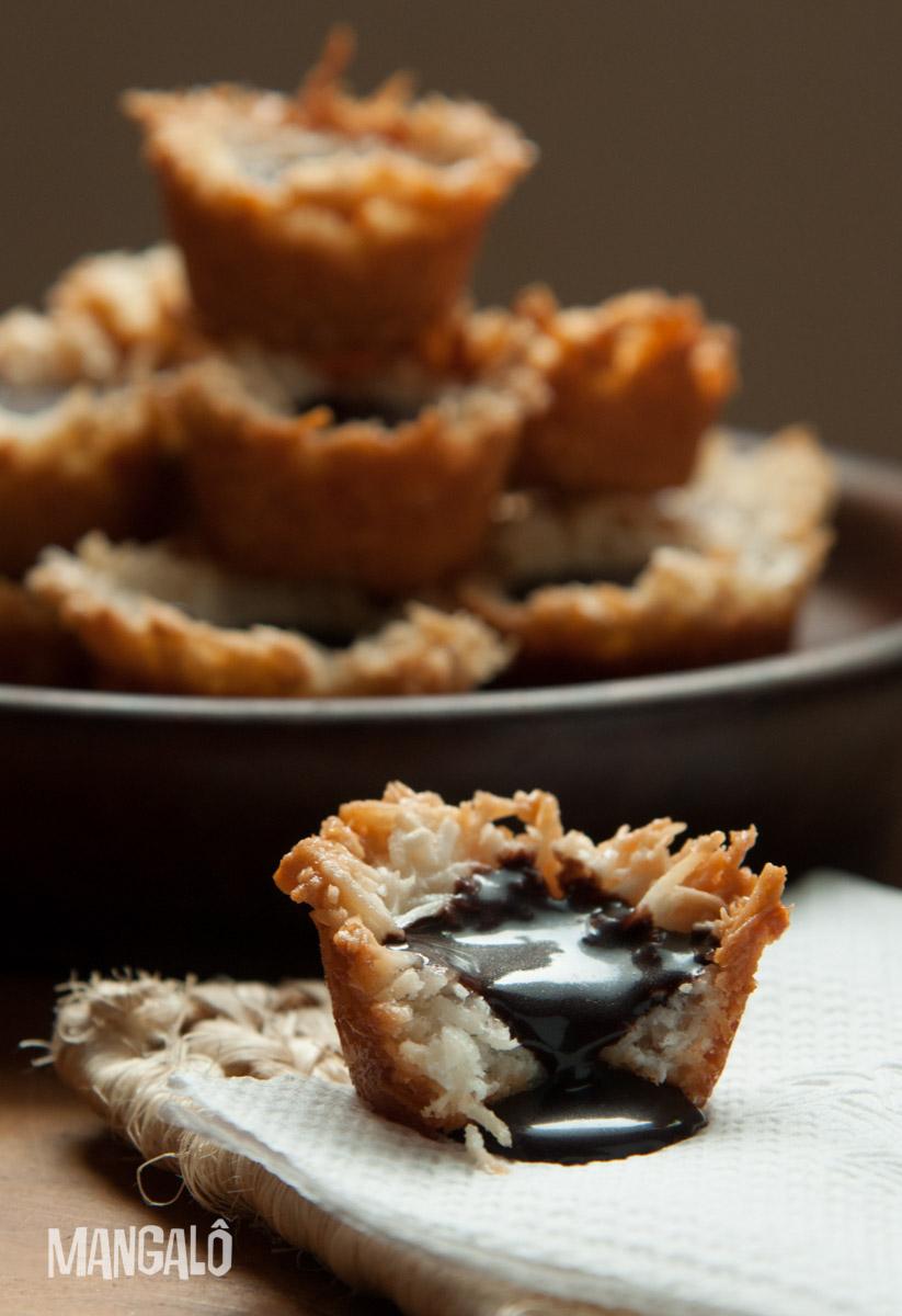 blog mangalo macaroons cestinhas de coco