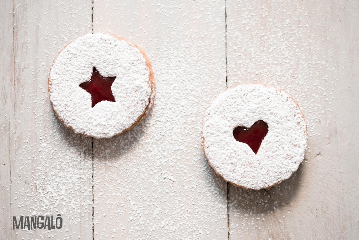 Biscoitos Linzer: Faça você mesmo!